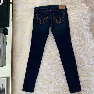 2 Hollister Dark Blue Jeans